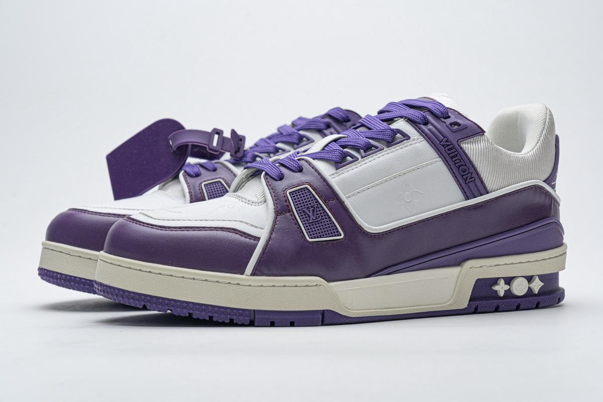 Louis Vuitton 20ss Trainer Purple