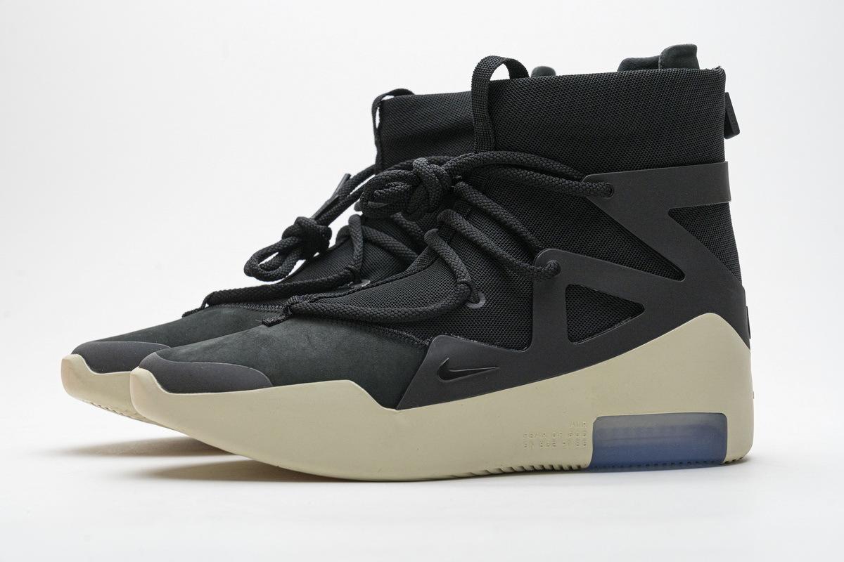 Nike Air Fear Of God 1 String/The Question AR4237-001