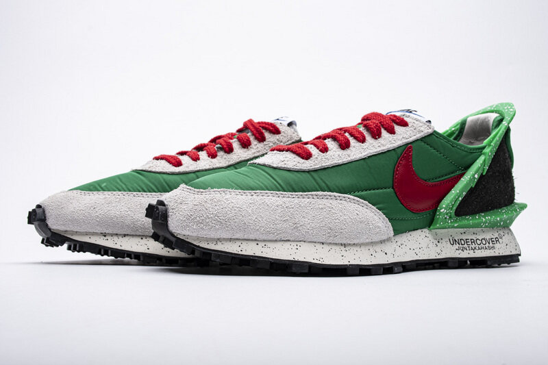 Nike Daybreak Undercover Lucky Green Red CJ3295-300