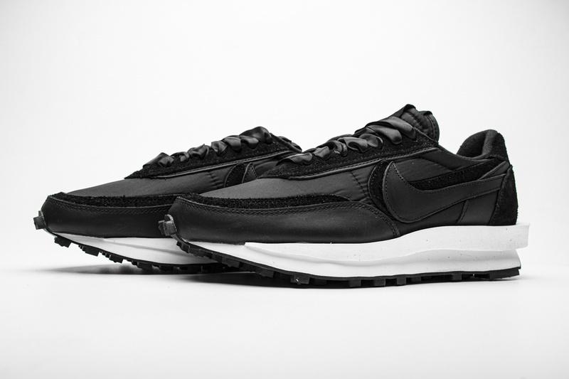 Nike LD Waffle Sacai Black Nylon BV0073-002