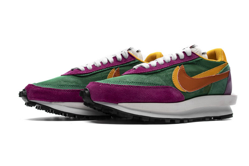 Nike LD Waffle sacai Pine Green BV0073-301