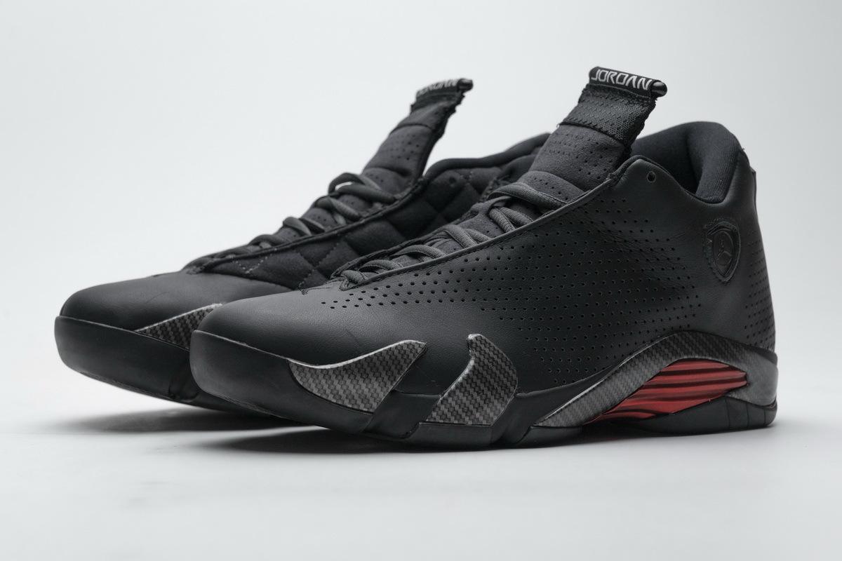 Jordan 14 Retro SE Black Anthracite BQ3685-001