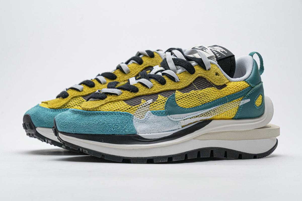 Nike LD Waffle sacai Pegasua Vaporfly Yellow Green CI9928-300