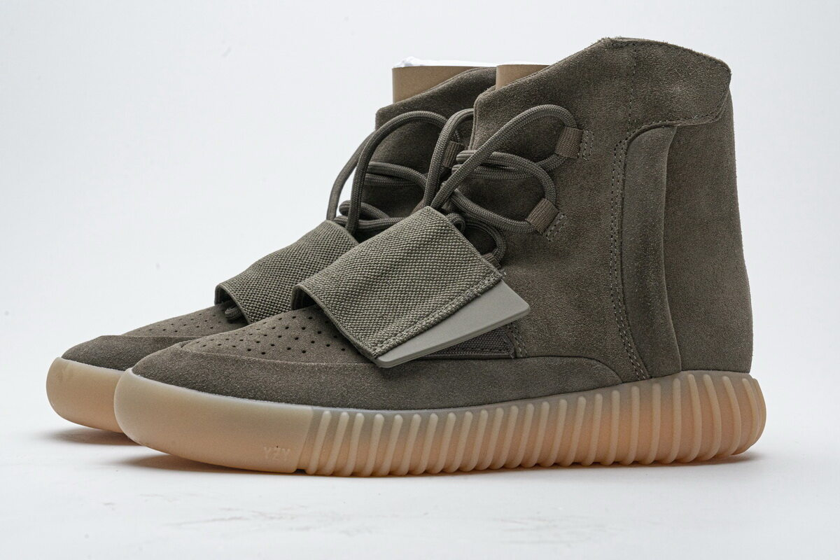 Yeezy Boost 750 Light Brown Gum (Chocolate) BY2456