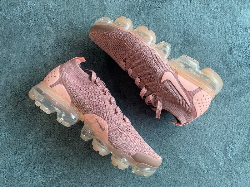 Nike Air VaporMax 2 Rust Pink 942843-600