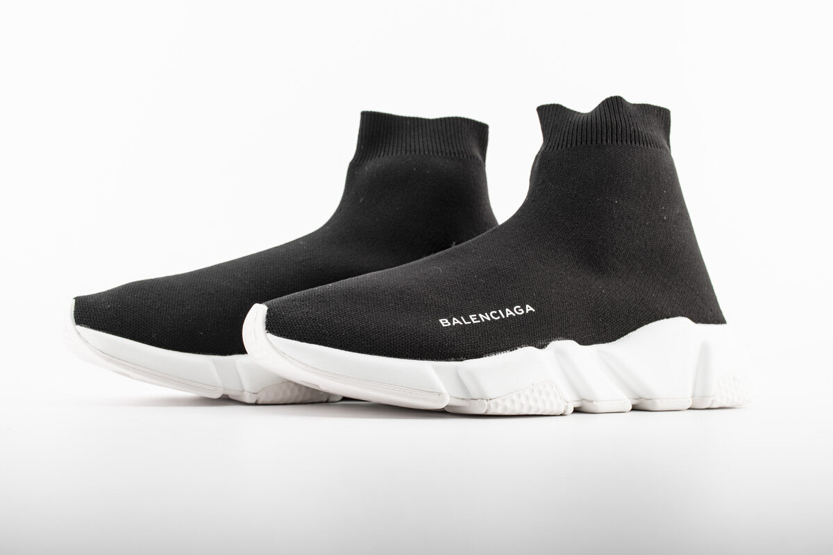 Balenciaga Speed Runner black