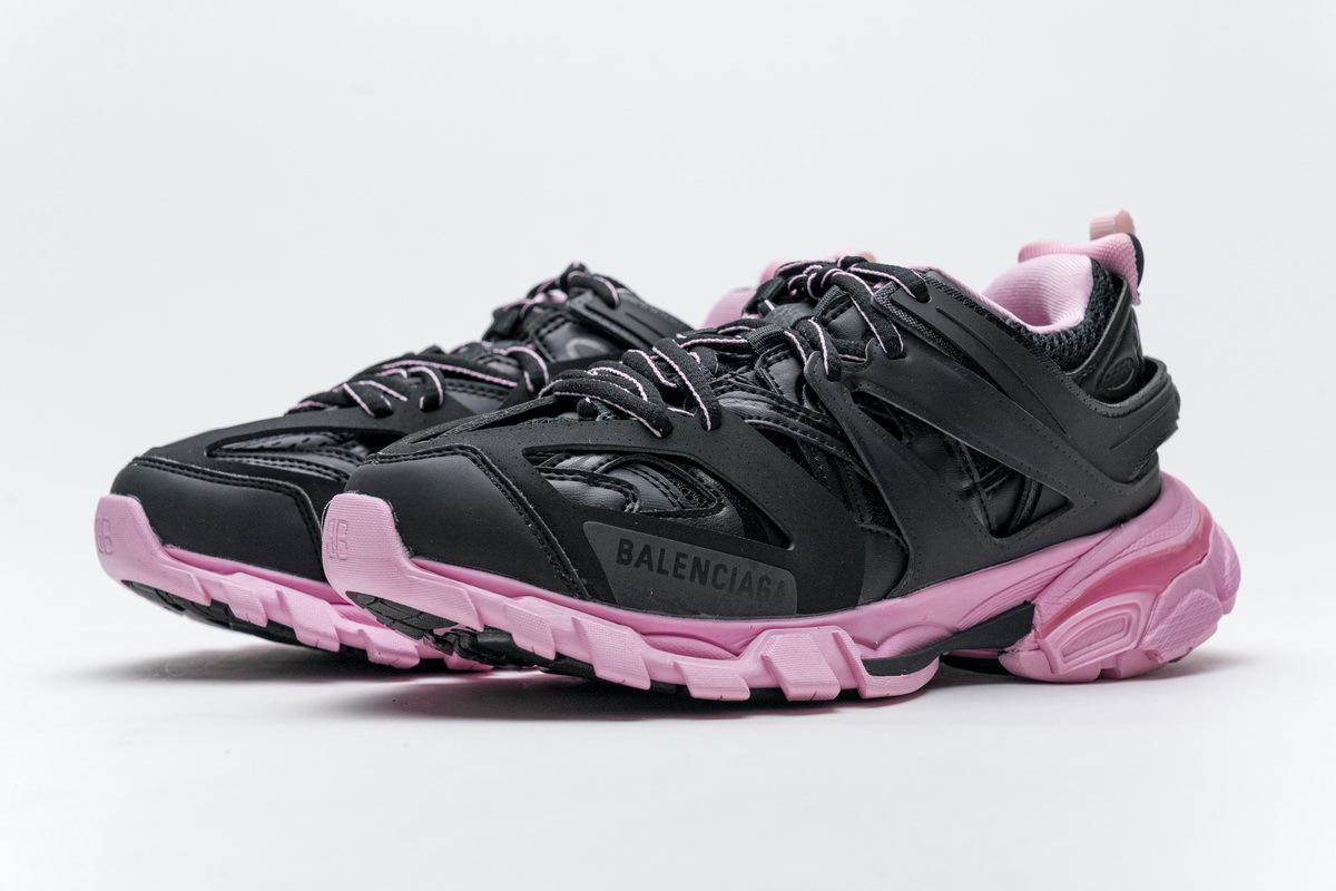 Balenciaga Tess S.Black Pink (No lights) 542436 W2LA1 4800