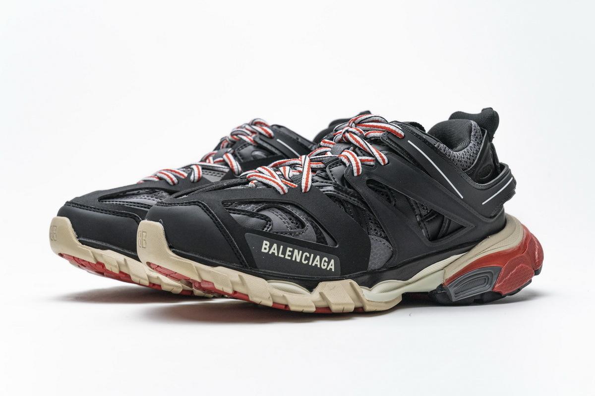 Balenciaga Tess S.Black Red (No lights) 542436 W1GB1 1000