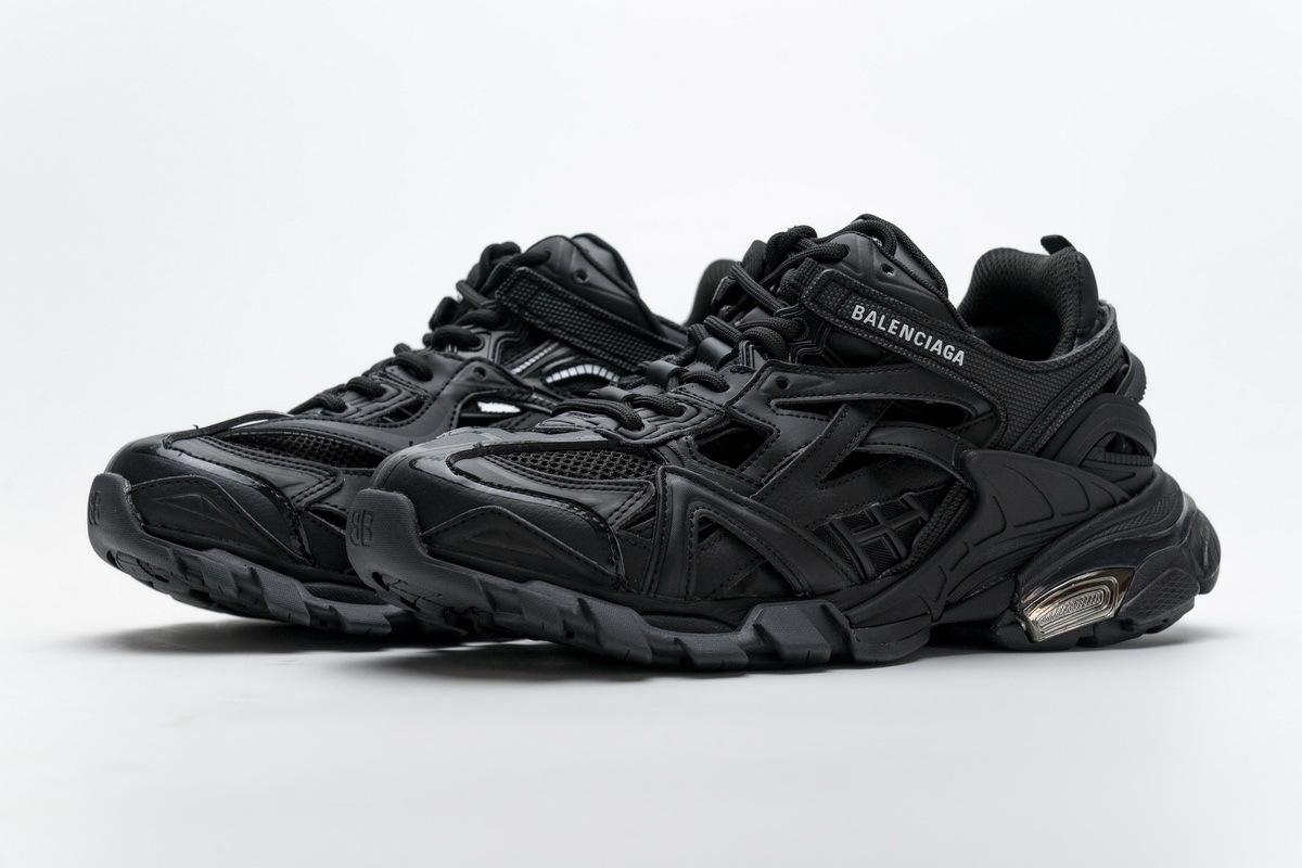 Balenciaga Track 2 Sneaker Black 570391 W2GN1 1000