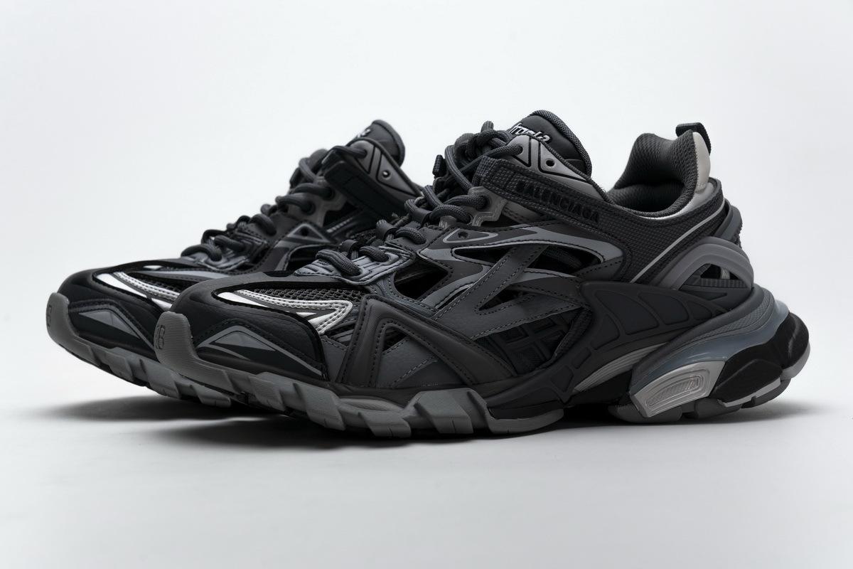 Balenciaga Track 2 Sneaker Medium Grey 70391 W2GN3 1285