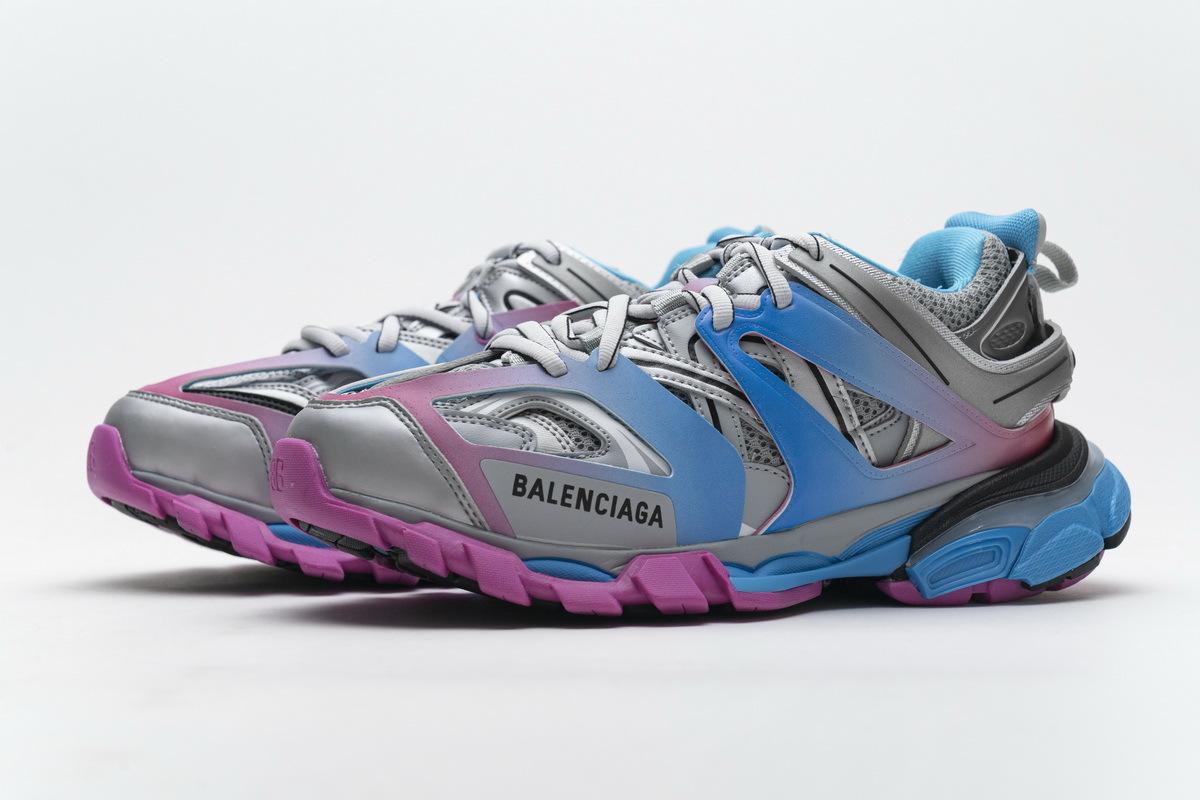 Balenciaga Track Blue Pink (No lights) 542436 W1GC1 4051