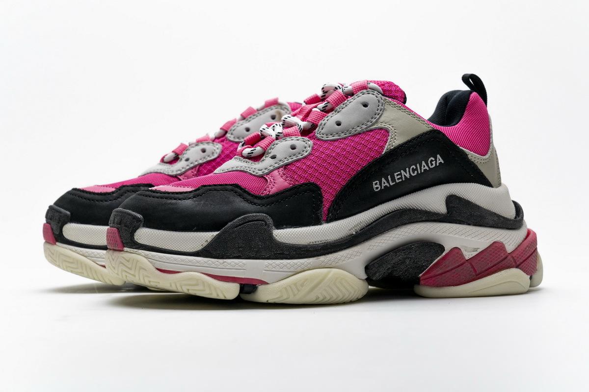Balenciaga Triple S Pink 541624 W09E1 1708