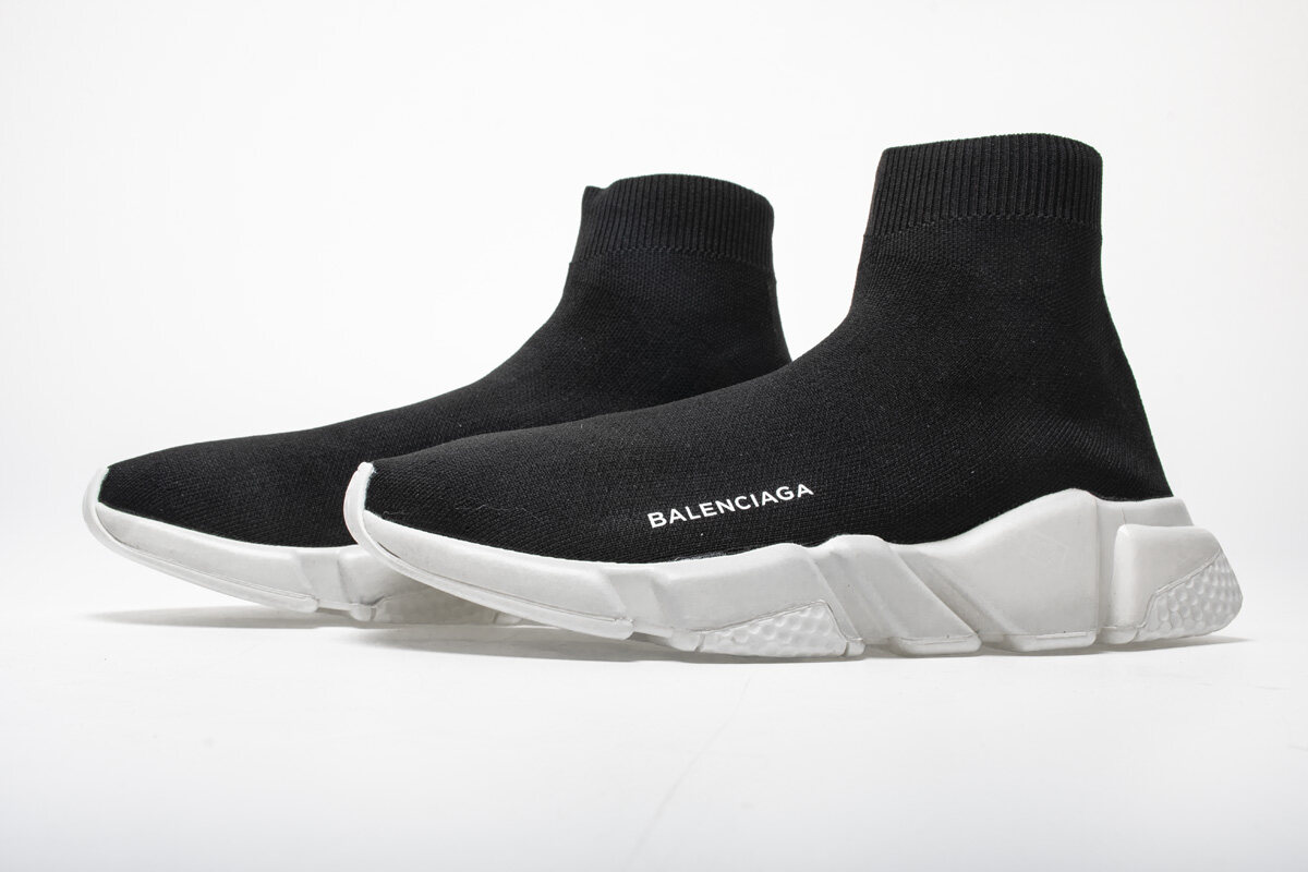 Top Originals Supplier Balenciaga Speed Runner Black