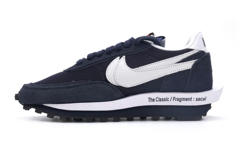 Fragment Design x sacai x Nike LDWaffle Blue Void