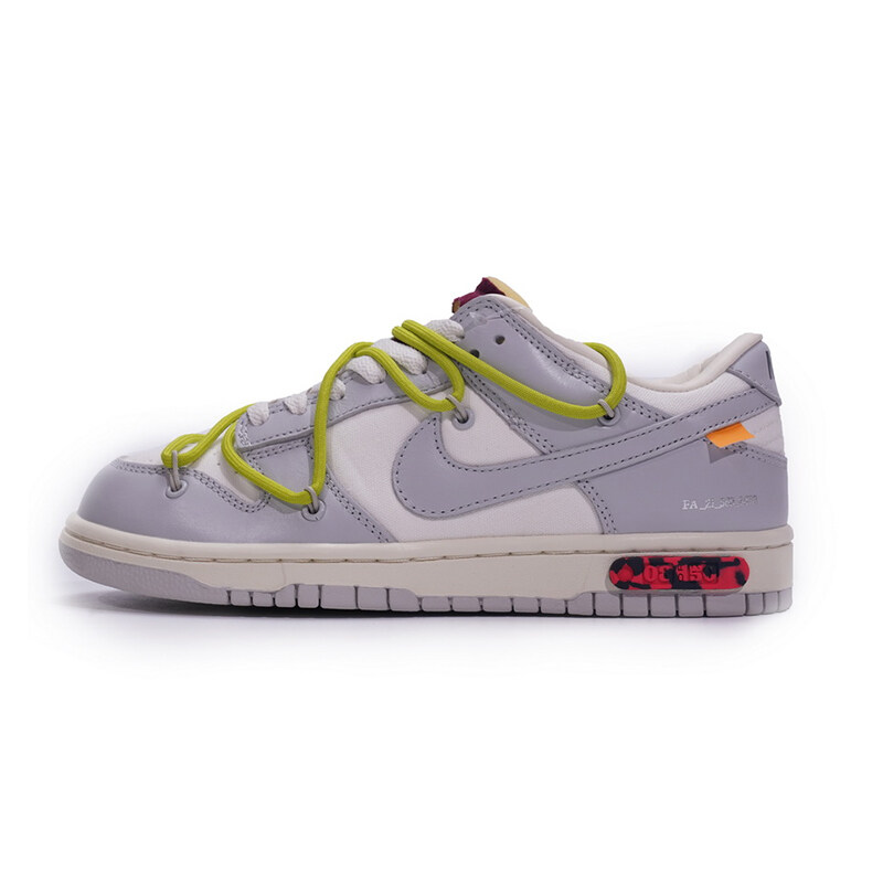 OFF WHITE x Nike Dunk SB Low The 50 NO.8