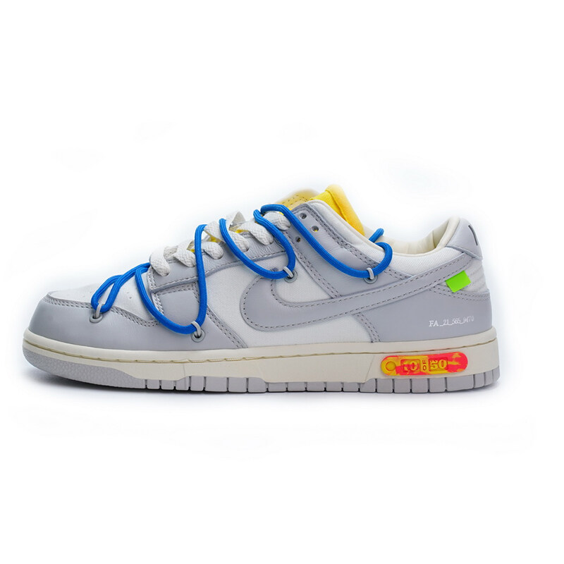 OFF WHITE x Nike Dunk SB Low The 50 NO.10