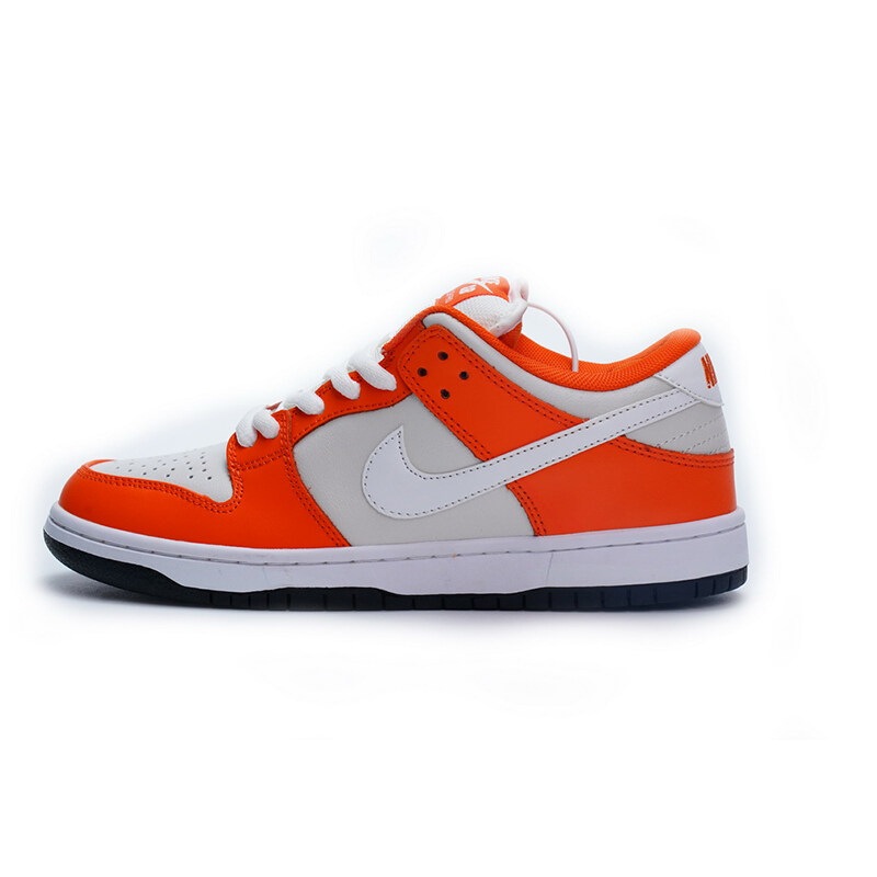 Nike Dunk Low Pro White Orange