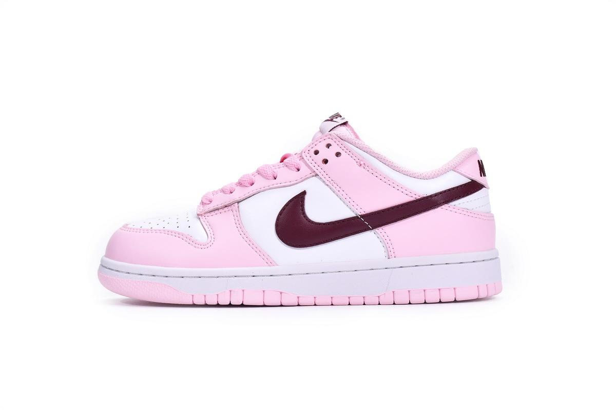Nike SB Dunk Low(GS)Strawberry Powder