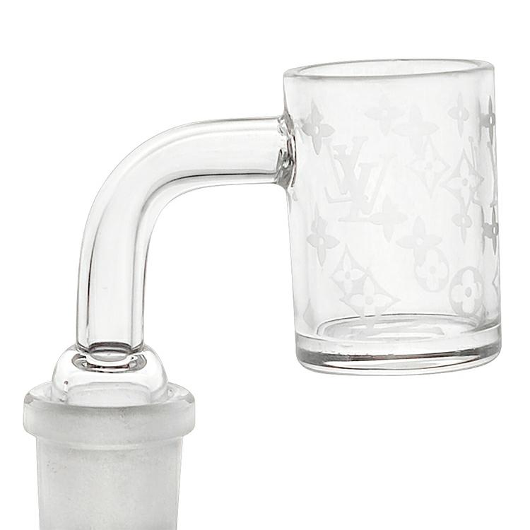 Unique Fashion Glass Oil Burner Quartz Banger