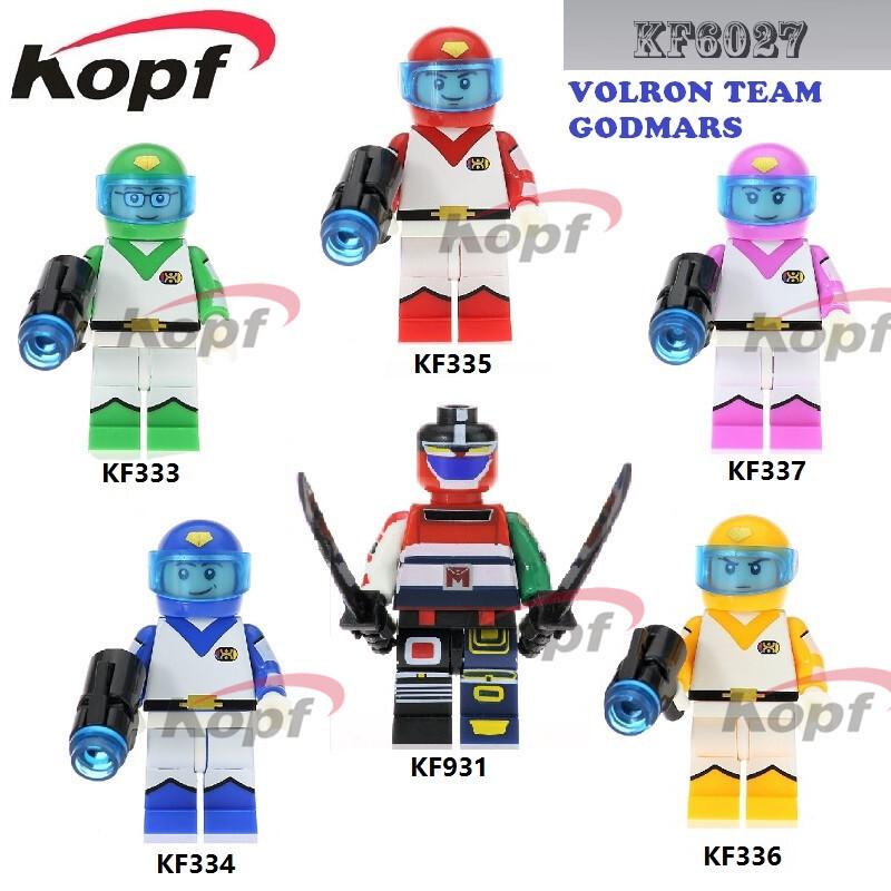 Kopf Superhero Series - Five Color GODMARS