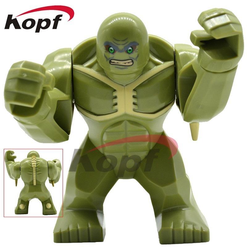 Kopf Superhero Series - Building blocks assembling toys, educational children's building blocks