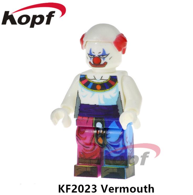Kopf Dragon Ball The Eleventh Universe Destruction King Vermouth Minifigures