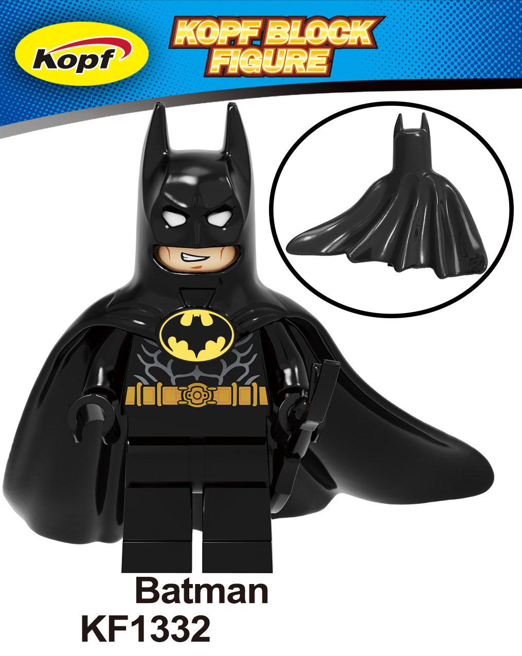 Kopf Superhero Series - KF1332 Batman assembled minifigure