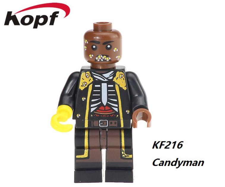 Kopf Halloween KF216 Candyman Minifigures