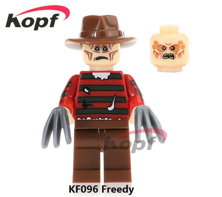 Kopf Halloween Sweat Dreams Ghost Street Freddy Minifigures