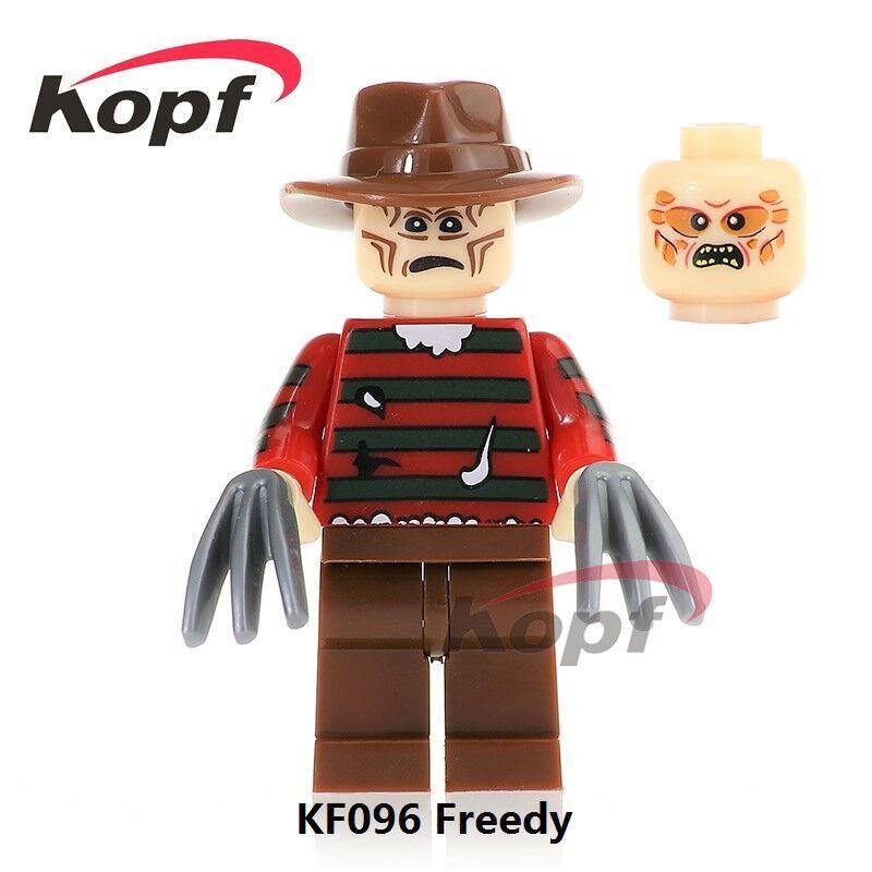 Kopf Third Party Series - KF096 SWEAT DREAMS minifigures