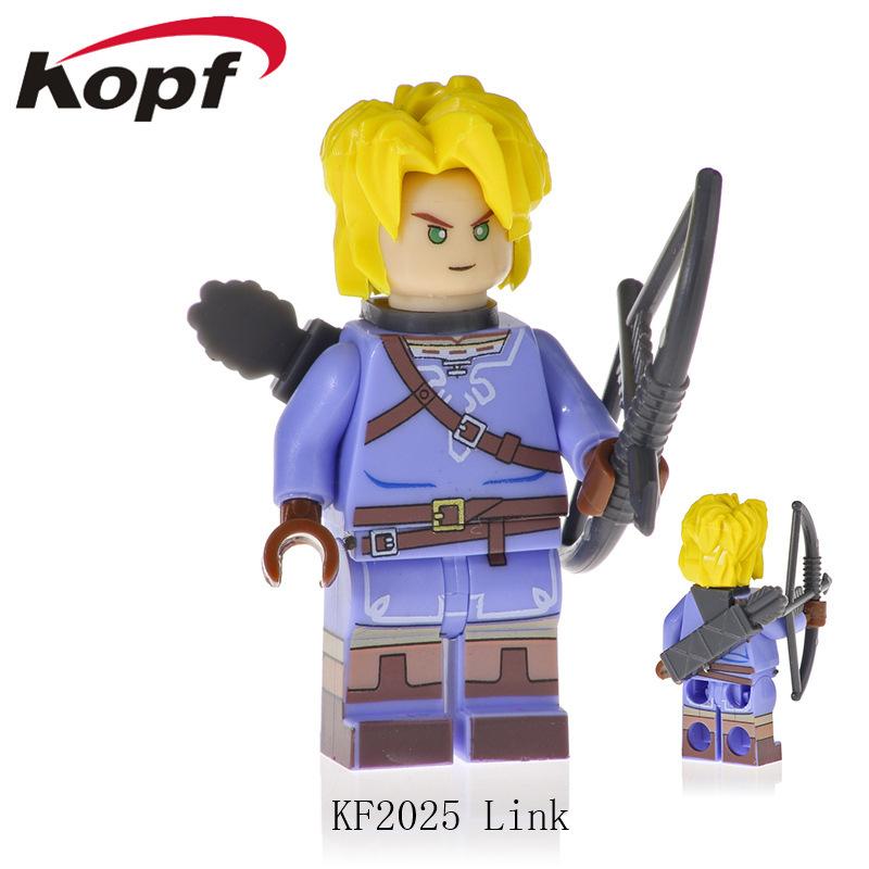 Kopf Third Party Series - KF2025 Link Minifigures