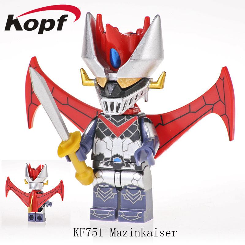 Kopf Third Party Series - KF751 Mazinkaiser Minifigures