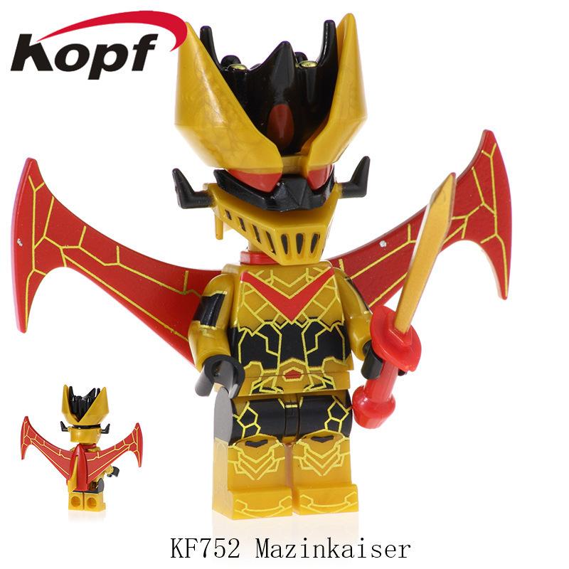 Kopf Third Party Series - KF752 Mazinkaiser Minifigures