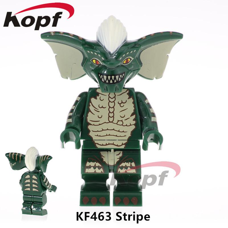 copy of Kopf Third Party Series - KF463 Stripe Gremlins Minifigures