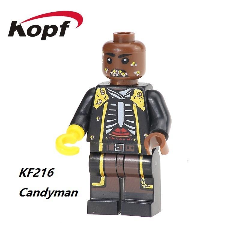 Kopf Third Party Series - KF216 Candyman Minifigures