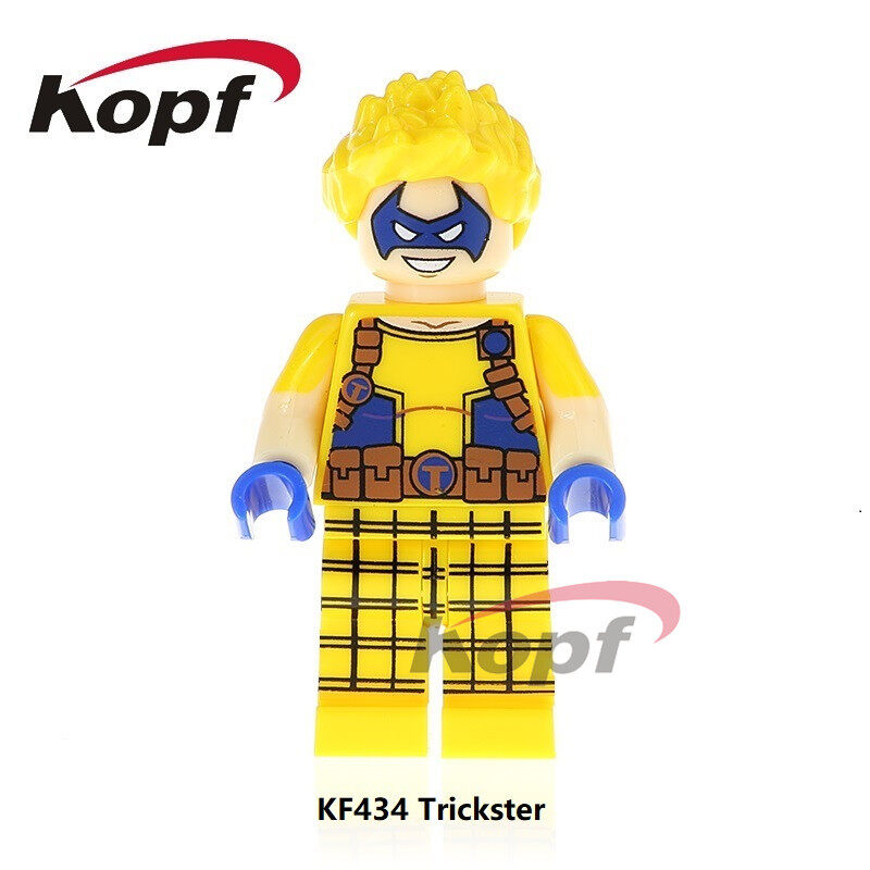 Kopf Third Party Series - KF434 Trickster Minifigures