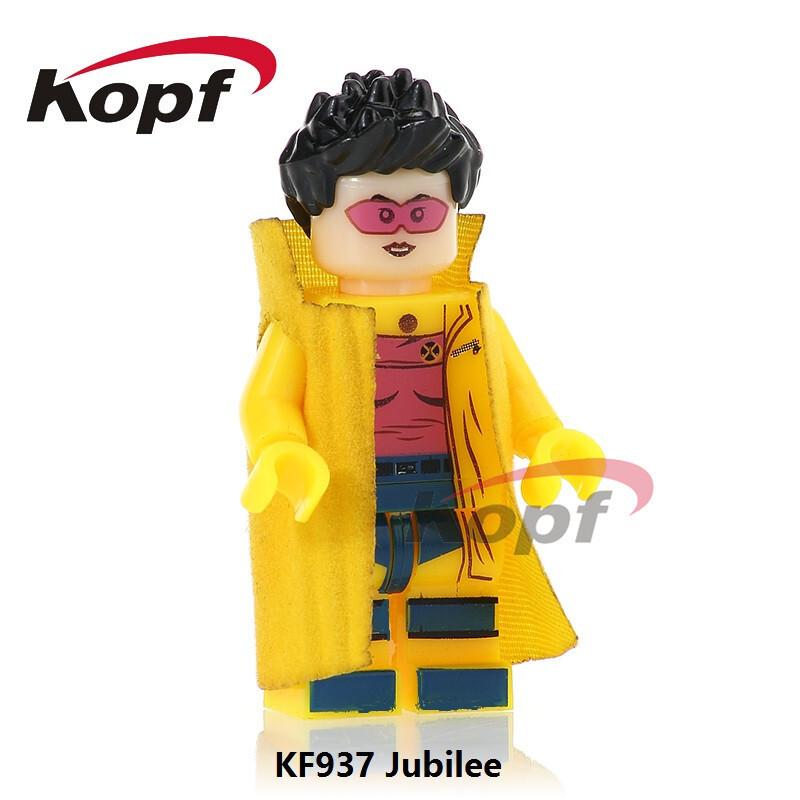 Kopf Third Party Series - KF937 Jubilee Minifigures