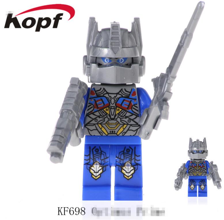 Kopf Transformers KF698 Third party Minifigures