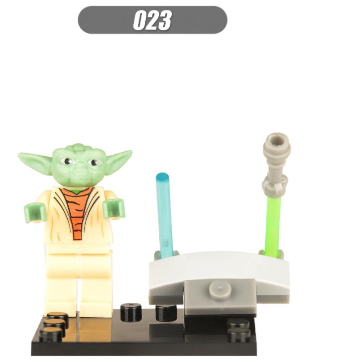 XINH Star Wars X023 Master Yoda Minifigures