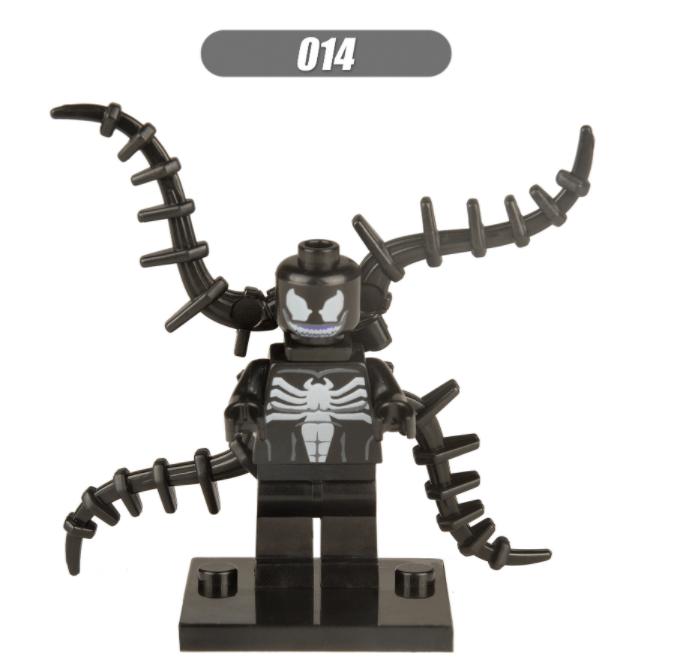 XINH Super Hero Figures X014 The Avengers single Minifigures
