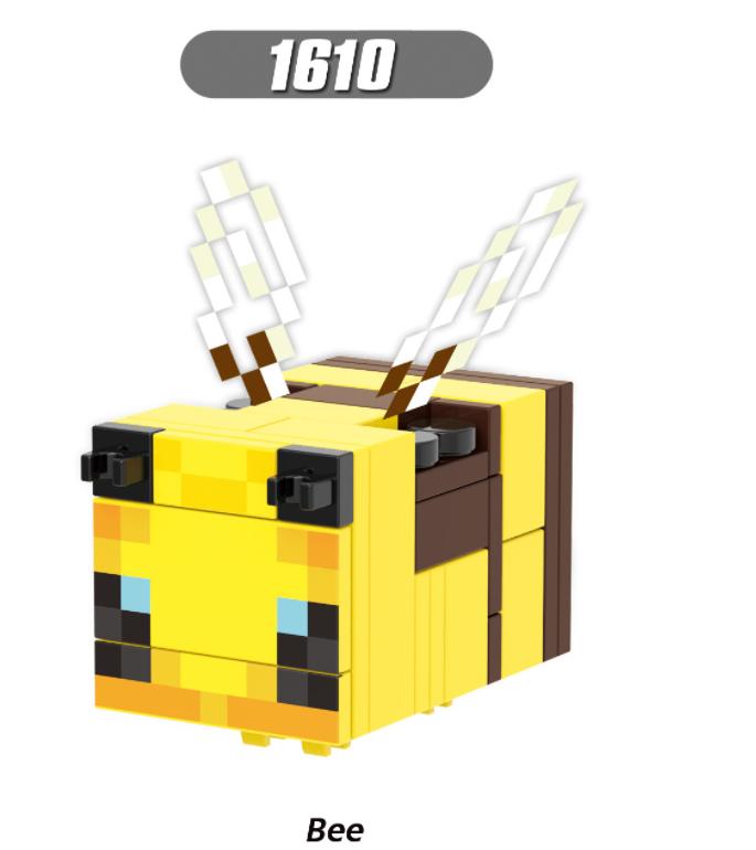 XINH Super Hero Figures X1610 Bee Minifigures