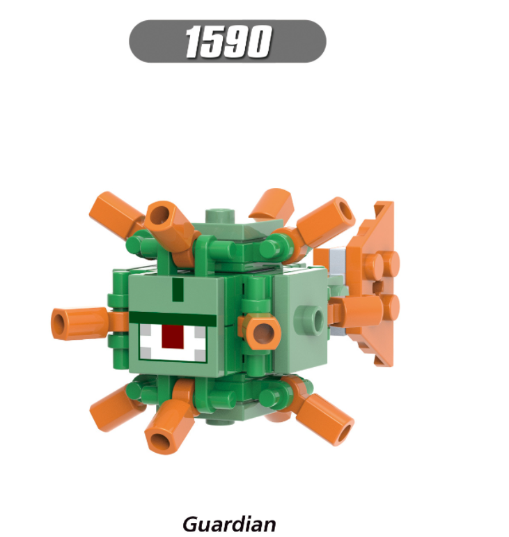 XINH Super Hero Figures X1590 Guardian Minifigures