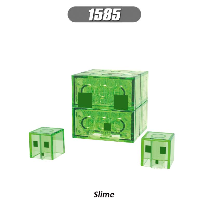 XINH Super Hero Figures X1585 Slime Minifigures