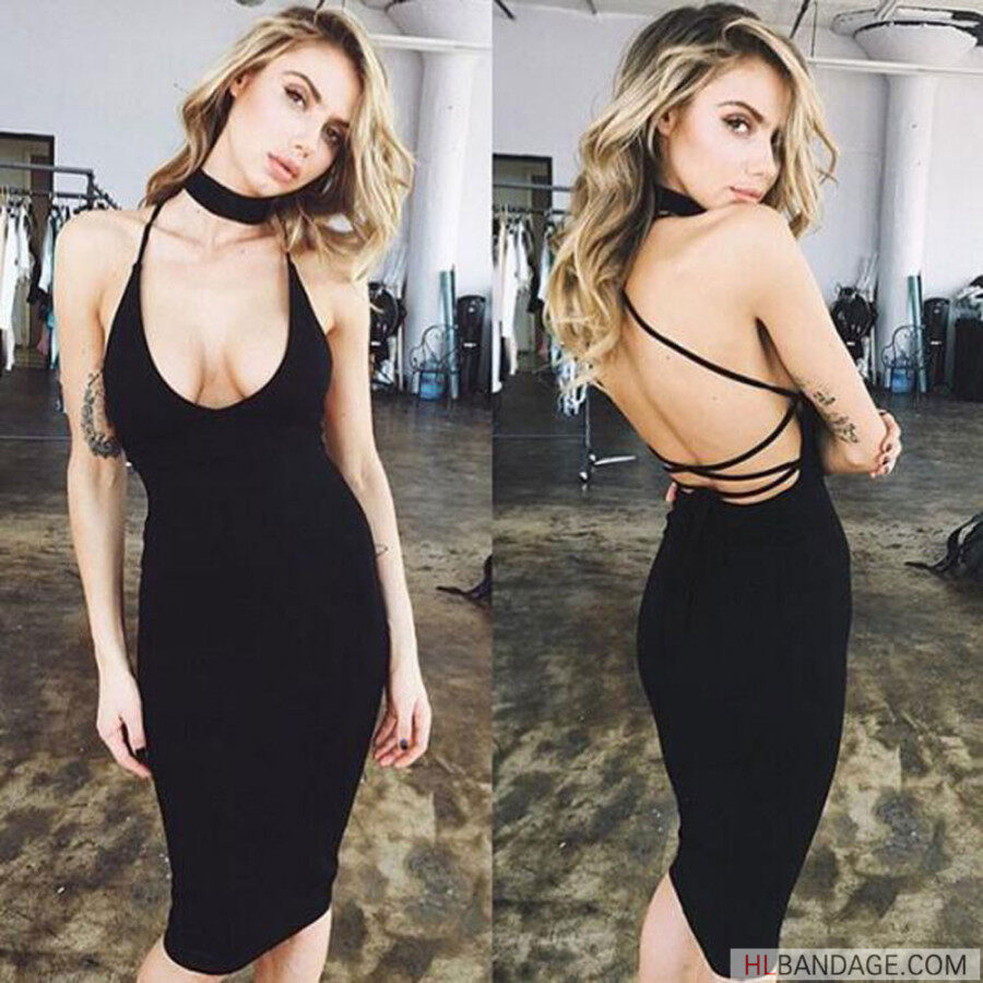 HLBANDAGE Dress