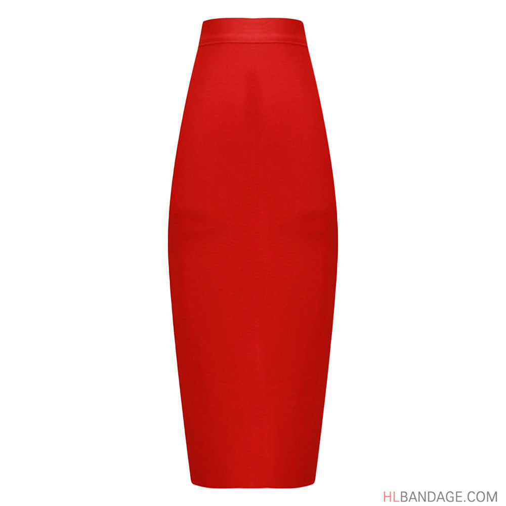 7204f1994 Black Mid Calf Pencil Skirt – DACC