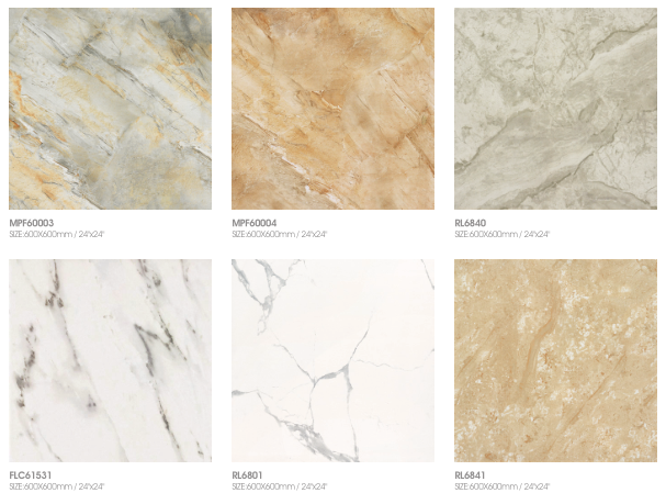 2021 Most Popular High Quality Acid-resistant Standard Sizes Ceramic Tile Drawing Room Interior