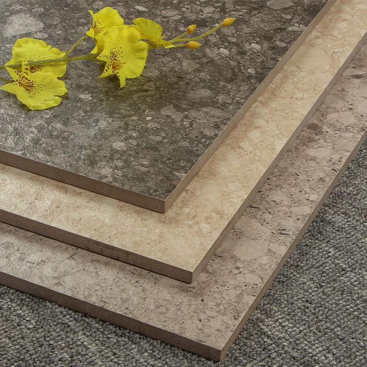 Light Gray 60x60cm nano granite tile luxury bathroom non slip granite tiles