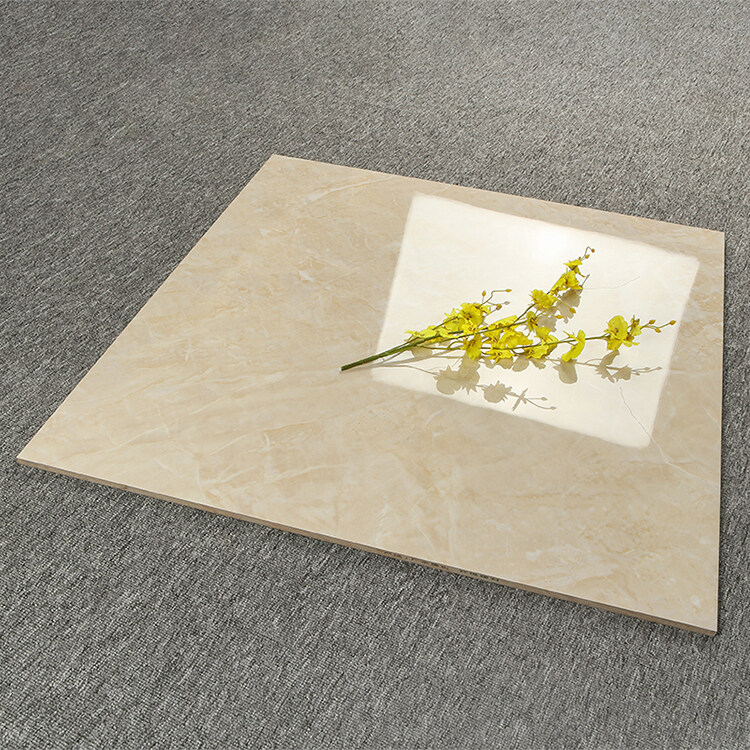 High Quality And Good Price Wear-resistant 11.5mm Thickness 800 X 800mm Floor Tiles Living Room