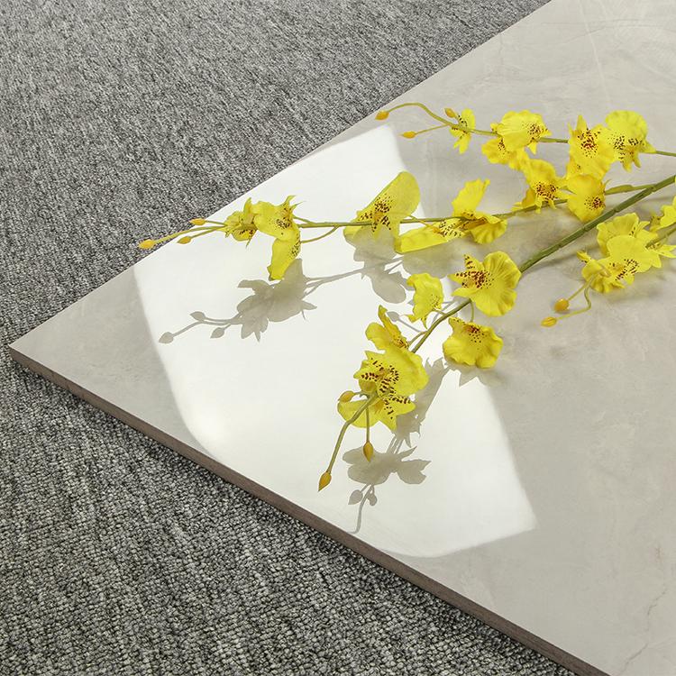 artificial marble 800x800 porcelain floor tiles light grey stone look floor tiles