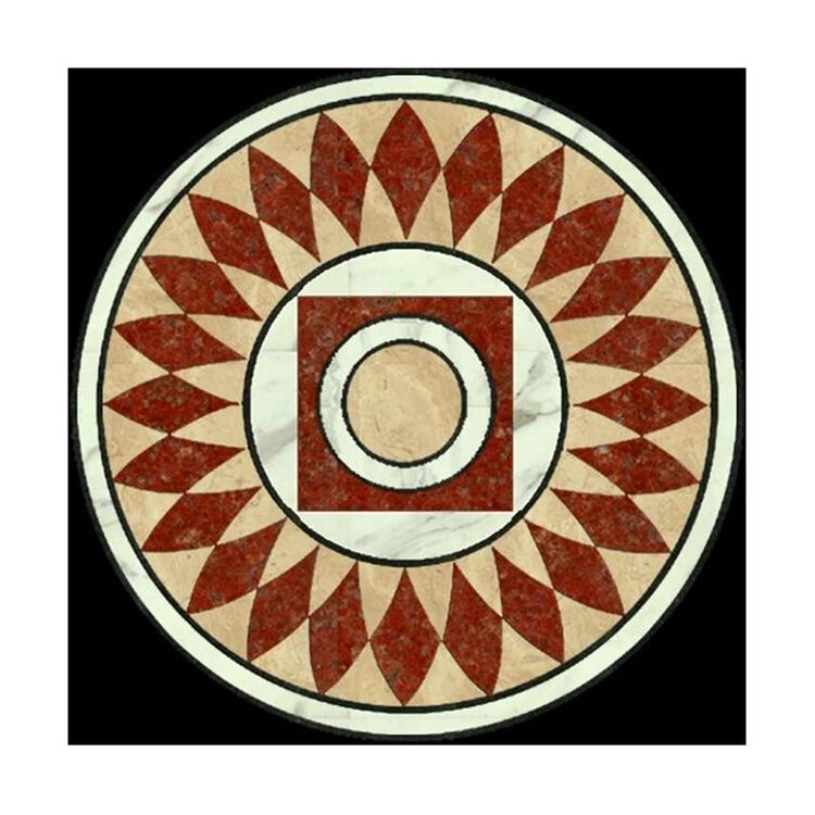 New Design Best Selling Luxury Firebrick Drawing Room Interior Porcelain Tiles